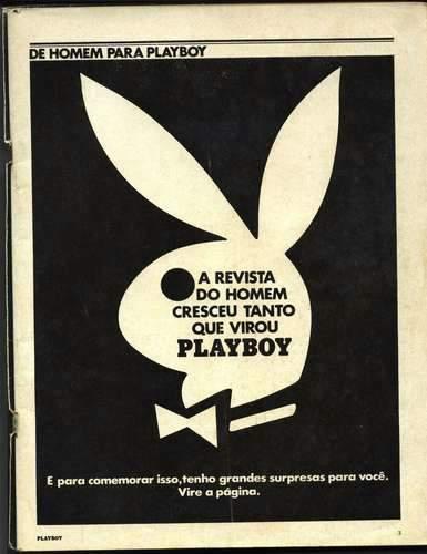 3 playboy de julho de 1978