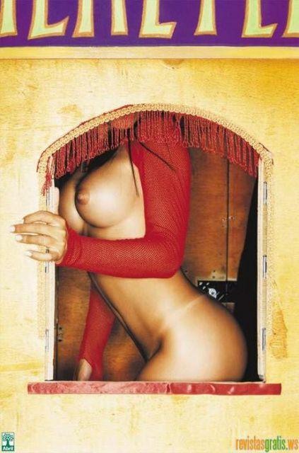 15 Fotos Tania Oliveira panicat pelada