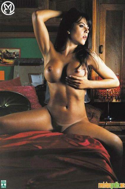 16 Fotos Tania Oliveira panicat pelada
