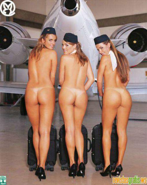 18 Fotos Os Avioes da Varig pelada
