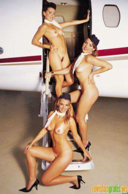 8 Fotos Os Avioes da Varig nua