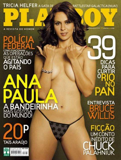 20 Fotos Ana Paula Oliveira nua