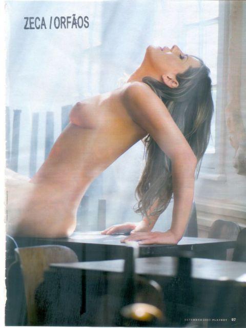 11 Fotos Barbara Paz pelada