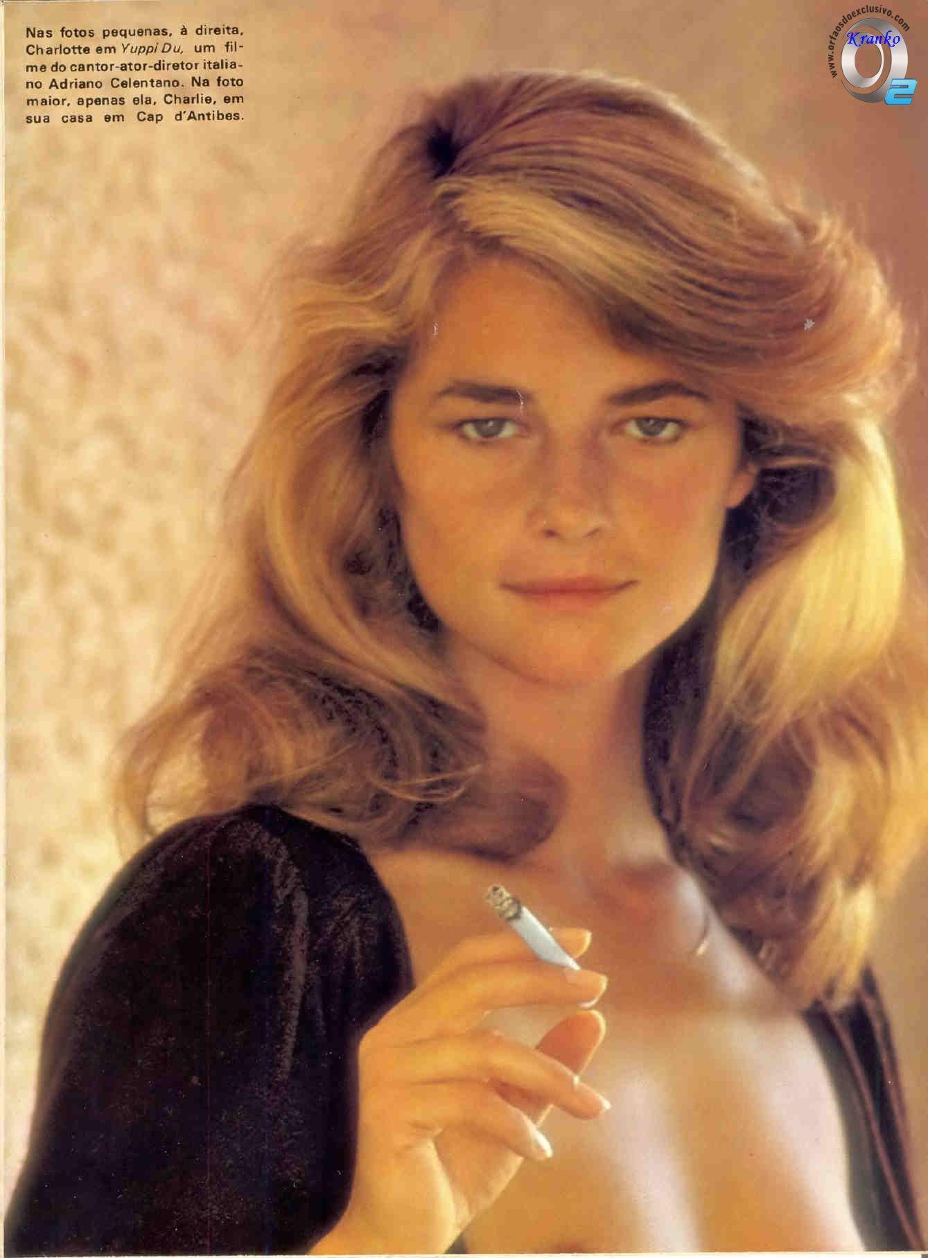 Fotos Charlotte Rampling nua, Fotos da Charlotte Rampling na playboy, todas as fotos pelada, playboy de novembro de 1975