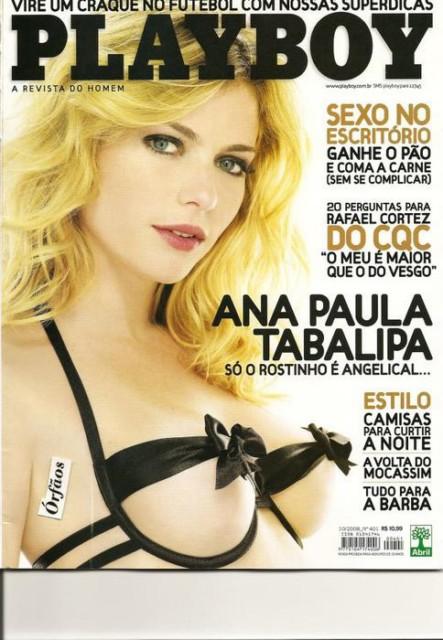 Fotos Ana Paula Tabalipa nua, Fotos da Ana Paula Tabalipa na playboy, todas as fotos pelada, playboy de outubro de 2008