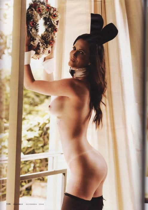 5 Fotos Ana Lucia Fernandes, Marcia Spezia e Thaiz Schimitt Coelhinhas da Playboy pelada