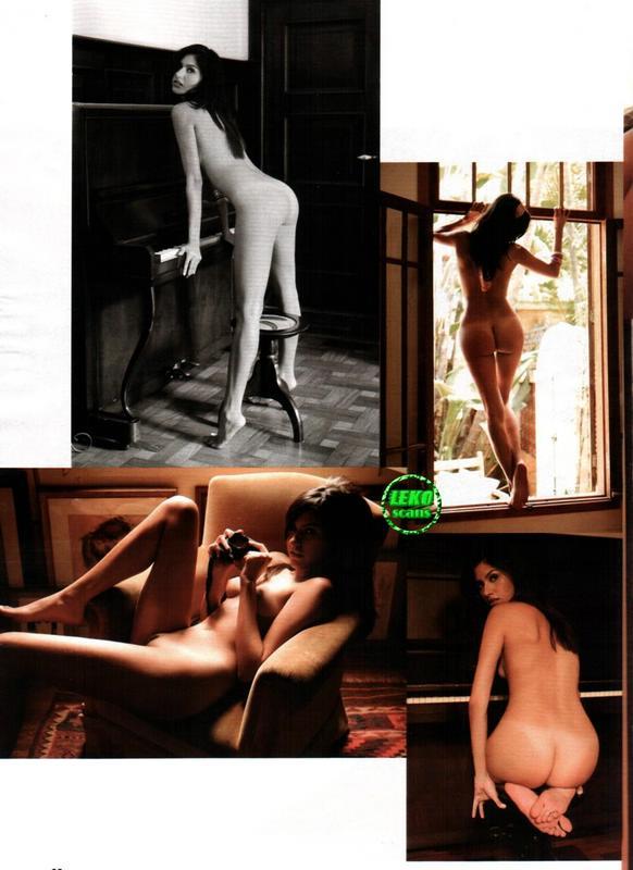 5 Fotos da playboy edição 418