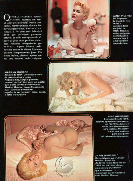 16 playboy de janeiro de 1979