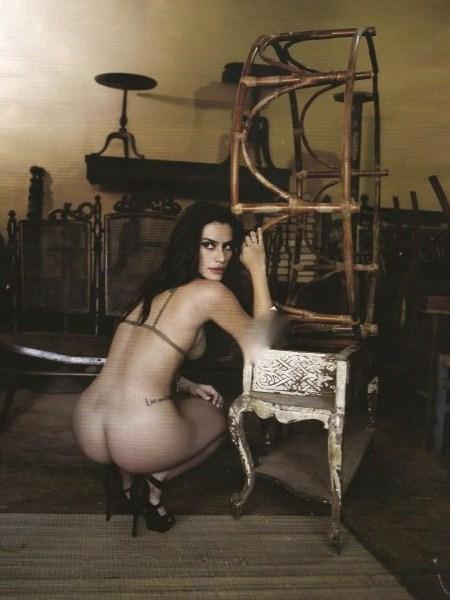 Playboy Cleo Pires todas as fotos. 22