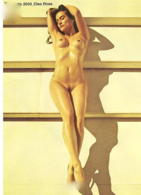 Playboy Cleo Pires todas as fotos. 5