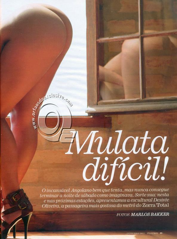 4 Fotos Desiree Oliveira pelada