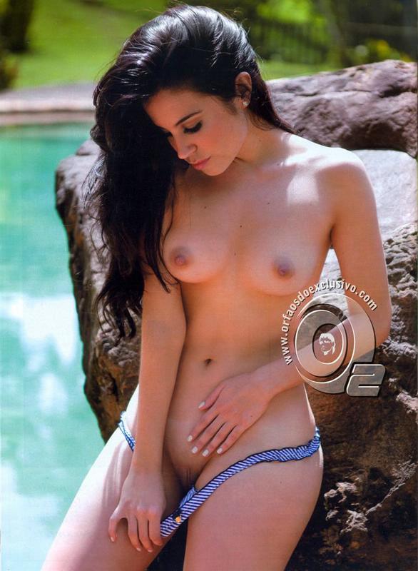 5 Fotos Jessica Amaral pelada