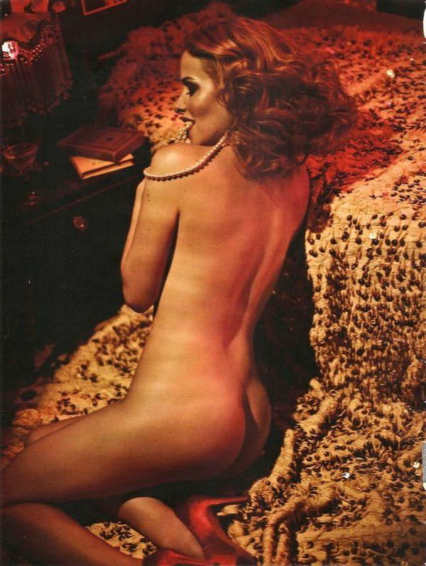 10 Fotos Leona Cavalli pelada