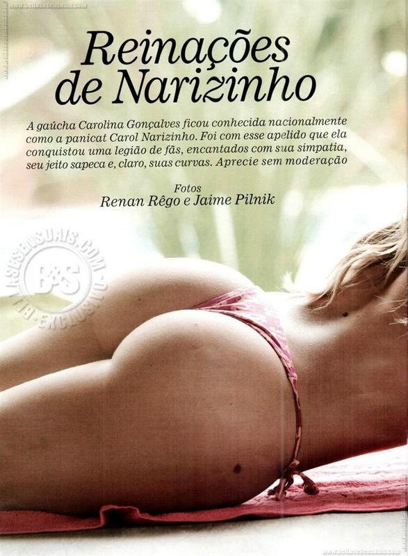 Fotos Carol Narizinho nua, Fotos da Carol Narizinho na playboy, todas as fotos pelada, playboy de março de 2013