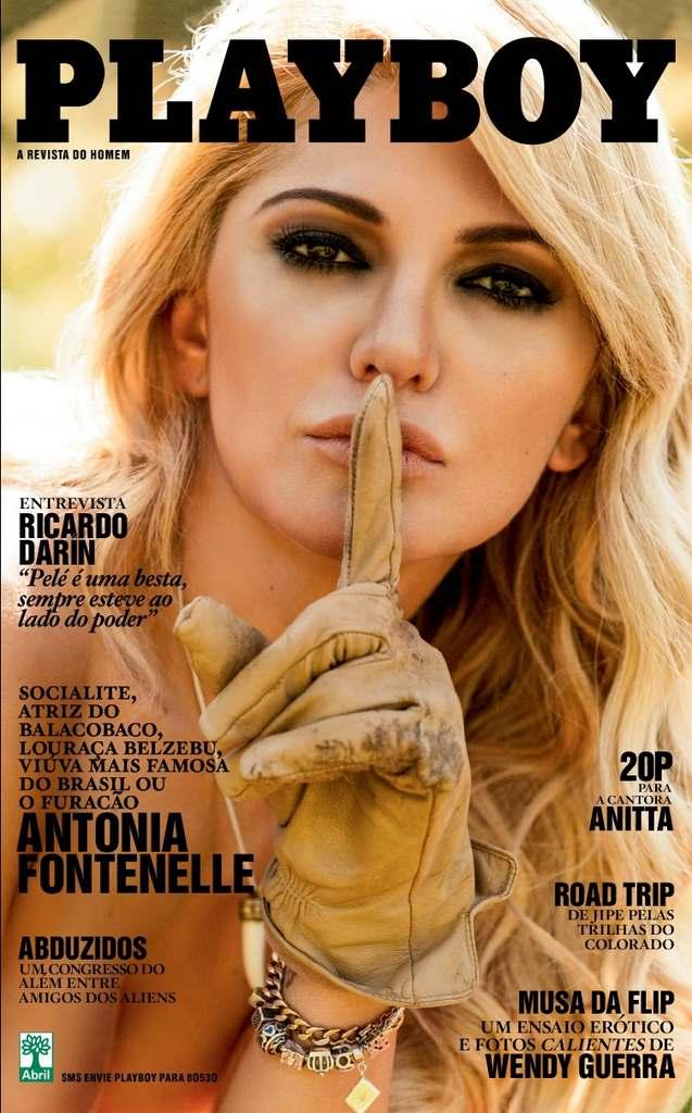 Fotos Antonia Fontenelle nua, Fotos da Antonia Fontenelle na playboy, todas as fotos pelada, playboy de julho de 2013