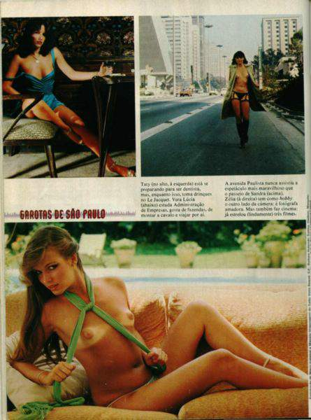 3 Fotos Marilyn Lange pelada