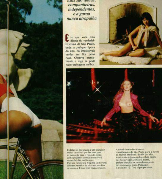 6 playboy de maio de 1979