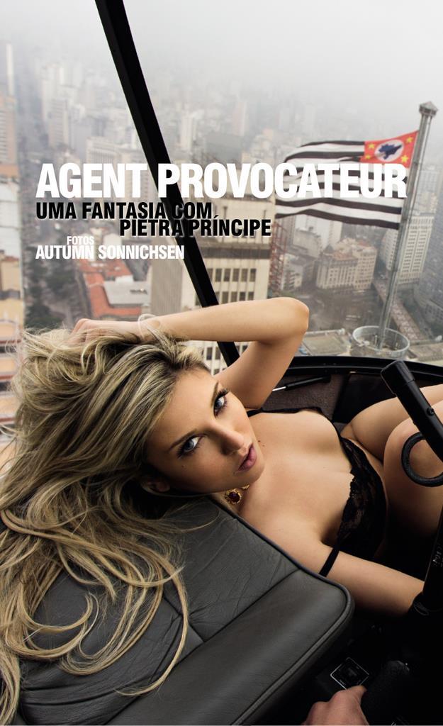Pietra Principe a mulher que fala tudo sobre sexo na tv realiza suas fantasias e as nossas