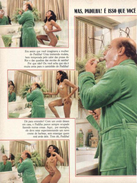 Fotos Oneida nua, Fotos da Oneida na playboy, todas as fotos pelada, playboy de dezembro de 1980