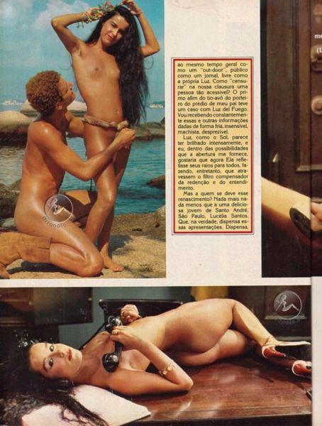 12 Fotos da playboy edição 76