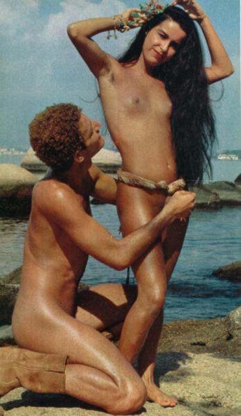 6 Fotos da playboy edição 76