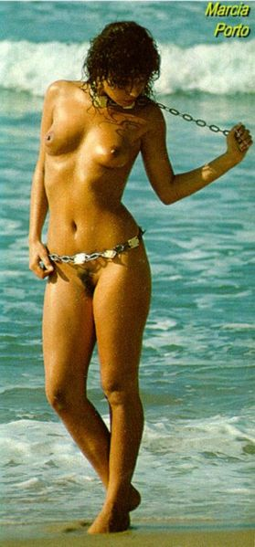 4 Fotos Marcia Porto pelada