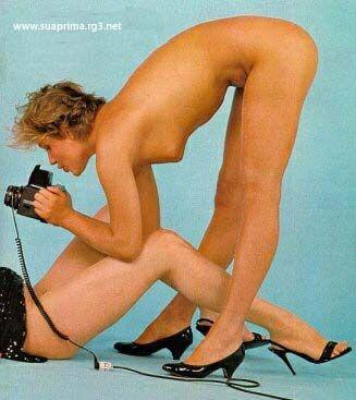 As fotos que o pelé quase proibiu Xuxa revela sua irma Maruska
