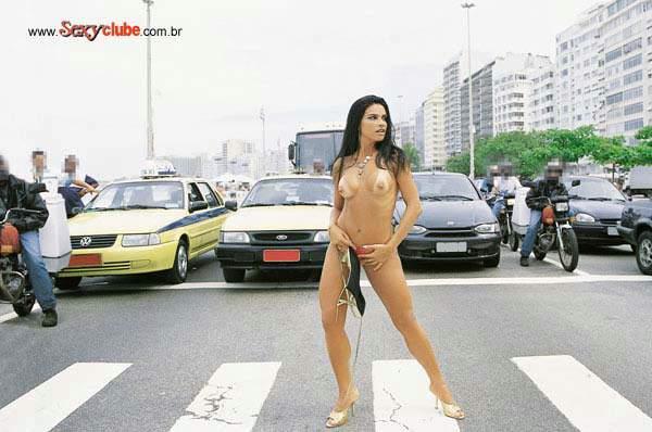 22 Fotos Solange Gomes nua