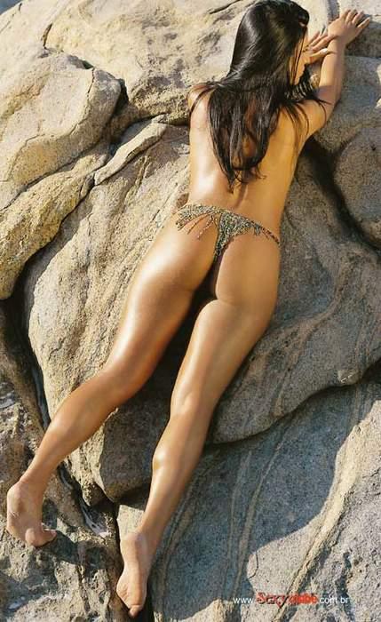 6 Fotos Solange Gomes pelada