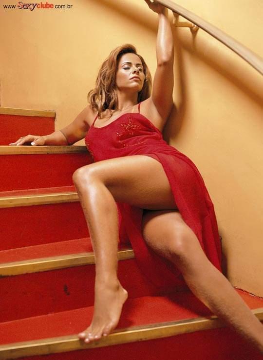 28 Fotos Viviane Araujo pelada