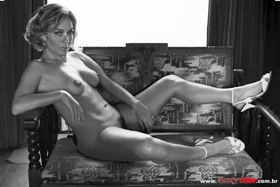 Cissa Guimarães em um ensaio espetacular da revista Sexy