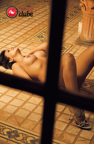 Caroline Miranda em seu ensaio na Playboy   Fotos completo   celebridades