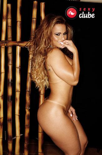 5 Fotos Viviane Araujo pelada