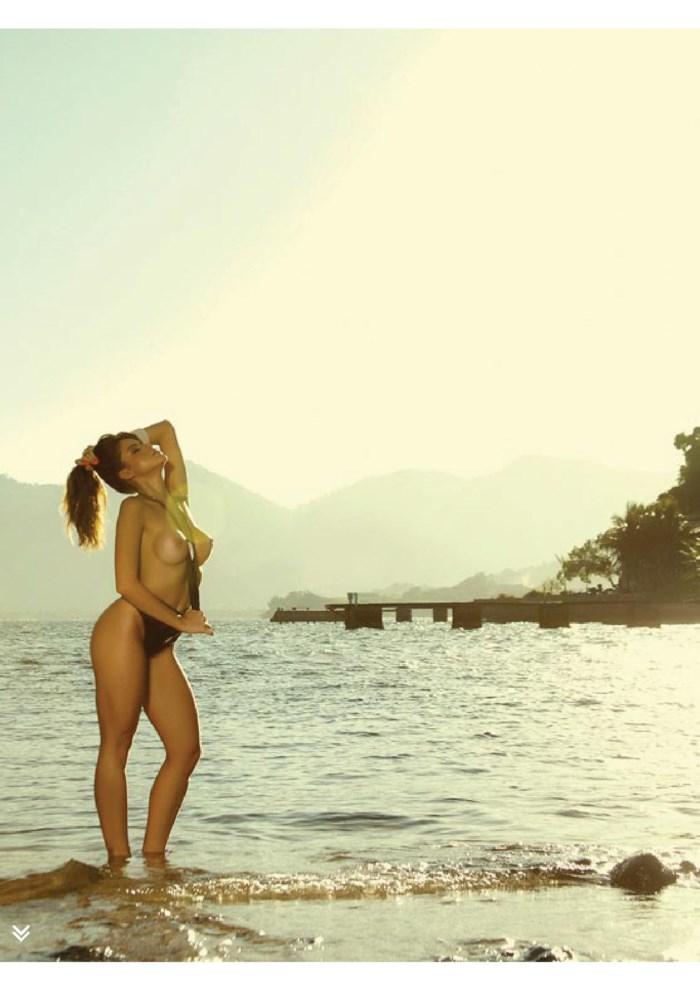 6 Fotos Katherine Fontenele pelada