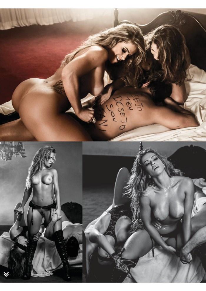 6 Fotos da sexy edição 413